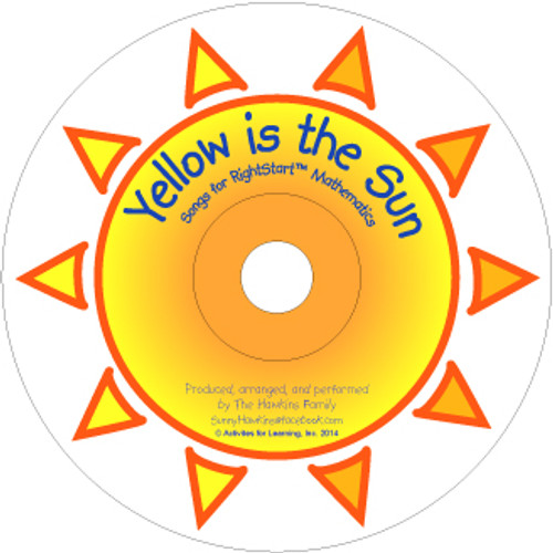 Yellow is the Sun CD