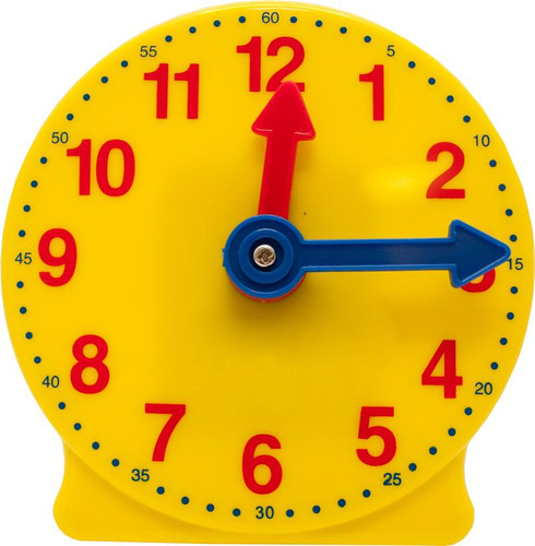 Geared Clock