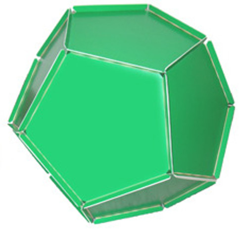 RightStart™ Geometry Panels Dodecahedron Kit (While supplies last)