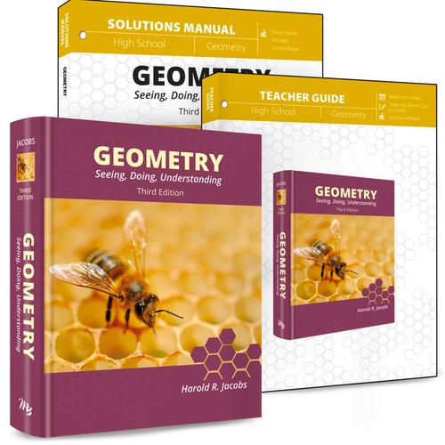 Jacob's Geometry (Curriculum Pack)