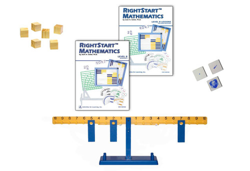 RIghtStart™ Mathematics First Edition A to B Add-On Kit