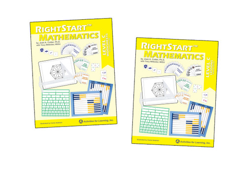 RightStart™ Mathematics Level C Second Edition Book Bundle