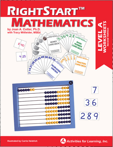 RightStart™ Mathematics Level A Worksheets Second Edition