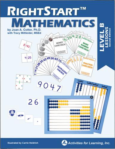 RightStart™ Mathematics Level B Lessons Second Edition