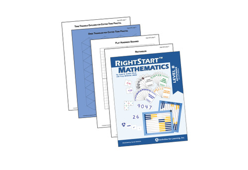 RightStart™ Mathematics Level B Appendix Pages Second Edition