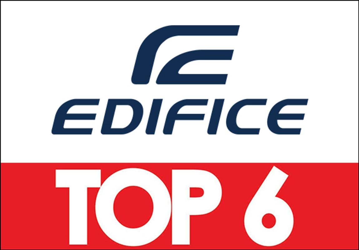 Top 6 Edifice