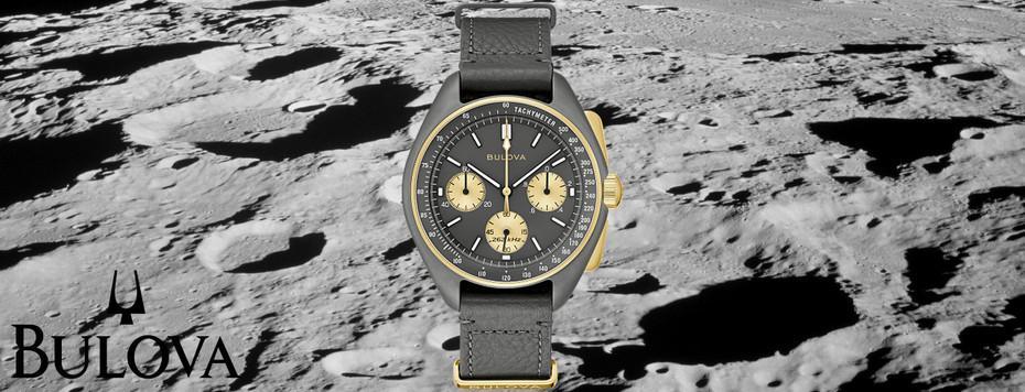 Bulova 50th Anniversary Lunar Pilot Limited Edition 98A285