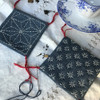 Sashiko Stitched Coaster Workshop with Kate Ward