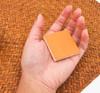 Rubber Cut Plate   Solid Colour Inside   4.8 x 4.8 x 0.8 cm   YX0011