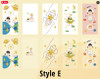 Pack of 20 Small Greeting Cards | 6 Styles | H20201626-31