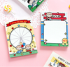 Scheduling Memo Pads   8 Styles   H20201532-39