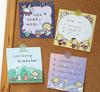 Cute Square Memo Pads | 4 Styles | H20201540-43