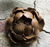 Flower Incense Holder | Small Clay Lotus | H20201376