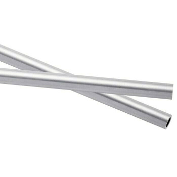 925 Sterling silver Heavy Wall Tubing, OD 2.57mm ID1.55mm | Sold by cm | 100451 |Bulk Prc Avlb