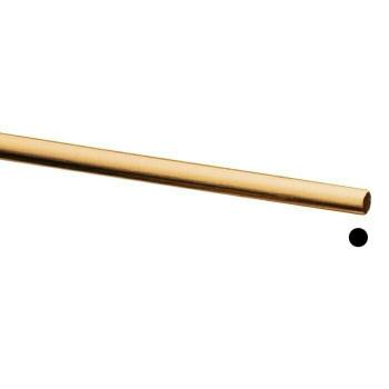 Copper Round Wire, 18Ga (1mm) | Sold by Foot | 132318F | Bulk Prc Avlb