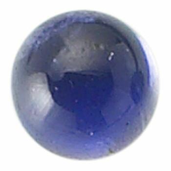 Iolite 6mm Round Cabochon Item | 65514