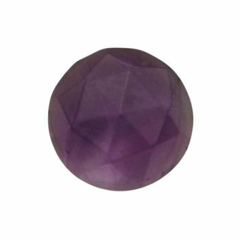 Amethyst 4mm Round Rose-Cut Cabochon Item | 73636