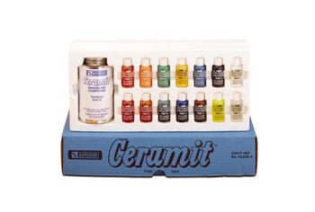 Cold Enamel Resin and Colour, Ceramit Craft Set | 45.800