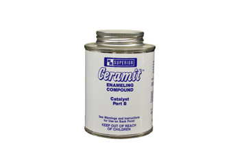 Cold Enamel, Ceramit Catalyst 8 Oz | 45.880