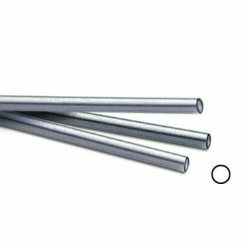 925 Sterling Silver Seamless Tubing, Hard, OD: 4.78mm ID: 3.96mm |Sold by cm|Bulk Price Av| 100905