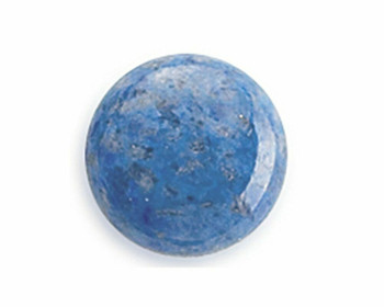 Round 6mm Denim Lapis Cabochon Stone, Sold By Each | 85063
