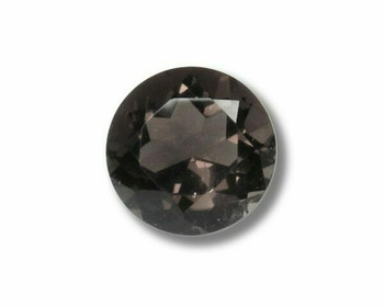 Round 2mm Smoky Quartz Faceted Stone, AA-Grade, Sold By Each | 79480