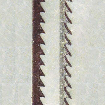 Laser Gold Saw Blade Germany 2/0   Sold By dozen   110306  Bulk Prc Avlb