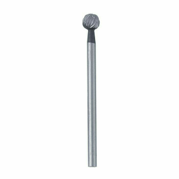 High-Speed Steel Round Bur, 4.5mm |Sold by Each| 345518