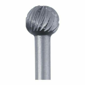 High-Speed Steel Round Bur, 5.0mm |Sold by Each| 345520