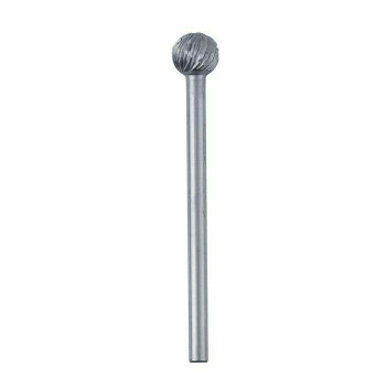 High-Speed Steel Round Bur, 5.6mm |Sold by Each| 345524