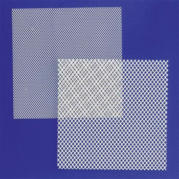 .999 Fine Silver Micro-Mesh Sheet, Medium Mesh |Sold By Sheet| 100103 |Bulk Prc Avlb
