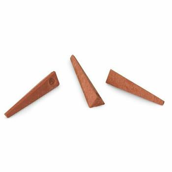 Orton Junior Pyrometric Cones | Cone 017 |Sold by Each| TOC017 |Bulk Prc Avlb