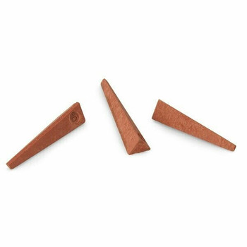 Box of 50 Orton Junior Pyrometric Cones | Cone 018 |Sold by Each| TOC01850