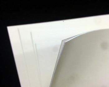 Keraflex Porcelain sheet A4 sheet   thickness: 0.5mm   Sold By 1 sheet   KERA405  Bulk Prc Avlb