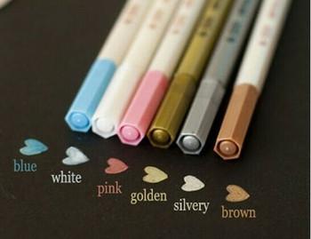 STA Metallic Pen | Silver | 6925137835568