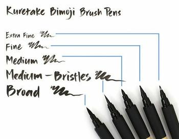 Bimoji Calligraphy Brush Pen | Medium | H193428