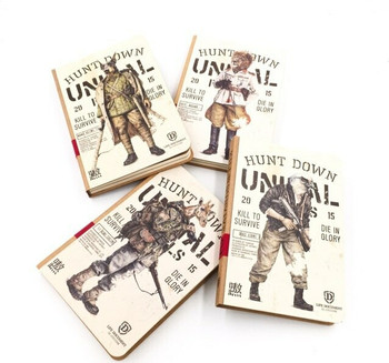 Unimal Sketchbooks | JKS6927