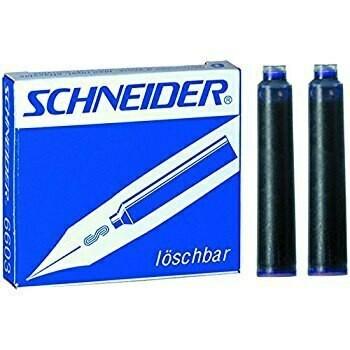Schneider Fountain Pen Refill   Blue    SFPRF