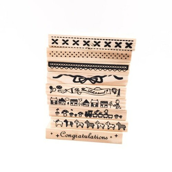 Stamp Tree Rubber Stamp | 957230