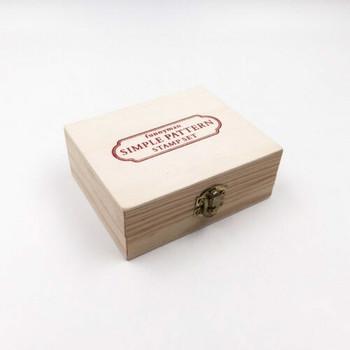 Funnyman Simple Pattern Stamp Set | JDSPSS