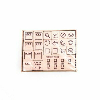 Planner Stamp Set of 21 | JDSS31