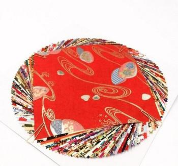 "Yuzen Origami Paper | 40 Assorted Sheets (6"" x 6"") | ORI2083"