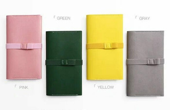 Traveller's Notebook and Sketchbook with Leather Cover | Gray Small | TVLS.Gy
