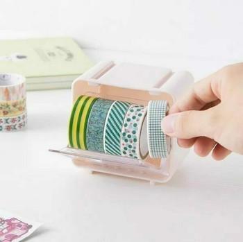 Washi Tape Storage Swing Box | WTS01
