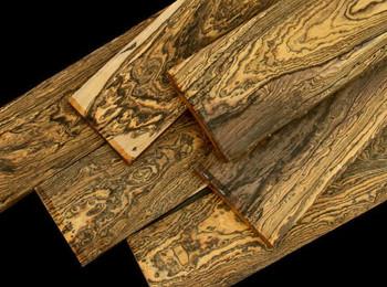Bocote Hard Wood Piece | Around 5x8cm | HWB001
