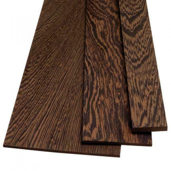Wenge Hard Wood Piece | Around 3.5~4.5cm x 7cm | HWW001