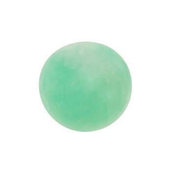 Chrysoprase 5mm Round Cabochon, Sold By each | 82032