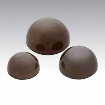Chocolate Moonstone 8mm Round Cabochon Sold By each | 88621