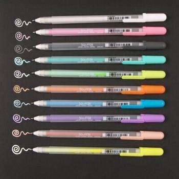 Sakura Souffle Gel Ink Pen | #924 Purple | 084511384668