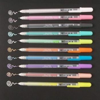 Sakura Souffle Gel Ink Pen | #903 Yellow | 084511384620